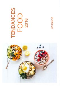IDmer Tendances Food 2016 HOTSHOP