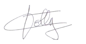 Signature M.Jolly